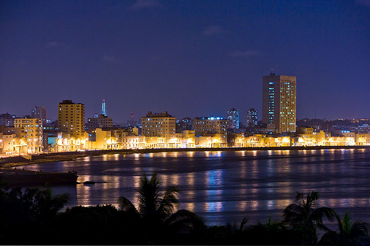 Havana Malecon (Boardwalk)