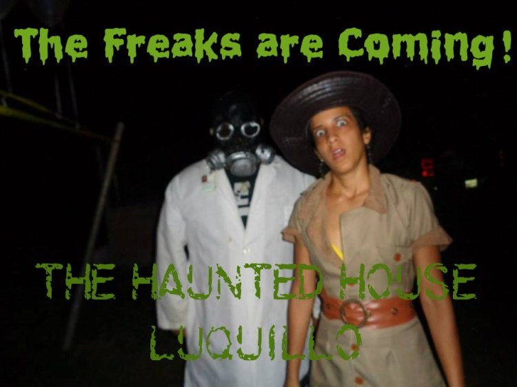 Haunted House Luquillo